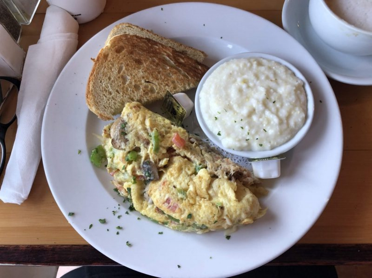 5 Best Breakfast Restaurants In Charleston Sc